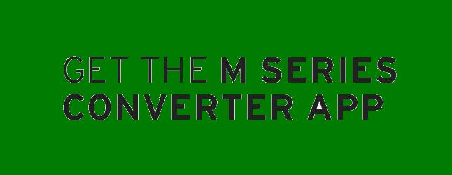 Keiser M Series Converter App